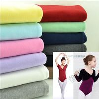 50*170cm High quality grade A cotton Lycra knitted fabric baby cotton sanding fabric DIY sewing fabric