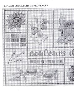 Cross stitch *<3* Provence