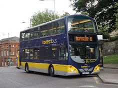 Odds and ends - Norwich Buses, Volvo, Blog