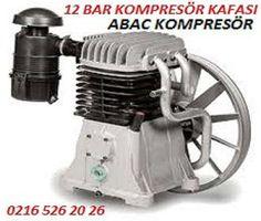 Abac Kompresör Kafası yetkili satıcı konumunda Kompresor kafa ve kapak contaları biyel kolu grank mili piston ve segman takımları stoklarımızda mevcut bulunmakatadır ... İtalyan abac kompres...