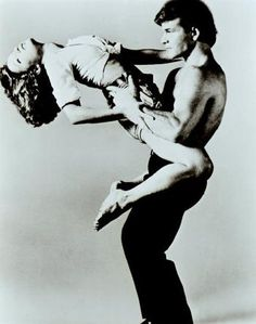 Dirty Dancing - I know I already have it pinned, but this picture made the movie deserve a second mention.