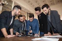 """I DearJack in #ObviousBasic alla conferenza stampa per il lancio del loro album """"Domani è un altro film seconda parte"""" #menstyle #menfashion #style #stylish #moda #uomo #modauomo #man #men #fashion #casual #chic"""