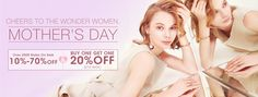 ChicV Coupons March 2020 - Promo Codes and Discount Offers Store Coupons, Online Coupons, Mother's Day Deals, Buy One Get One, Wonder Woman, Stuff To Buy, Detail, Women, Style