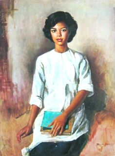 Basoeki Abdullah - Seorang Mahasiswi