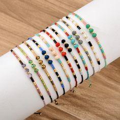 Cheap Charm Bracelets, Hippie Bracelets, Summer Bracelets, Handmade Bracelets, Beaded Bracelets, Handmade Jewelry, Rope Bracelets, Bangles, Punk Jewelry