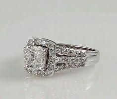 Affordable engagement rings: Helzberg Diamond ($2,899, originally $3,499)