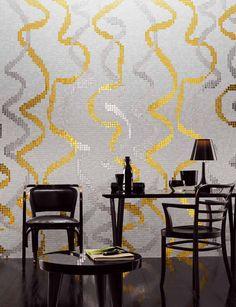 #Bisazza #Decori 2x2 cm Festoon   #Gres   su #casaebagno.it a 4580 Euro/collo   #mosaico #bagno #cucina