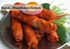 An unusual and tasty Bundu Khan Kakori Kebab recipe and make a very similar taste of famous Bundu Khan restaurant.I am sure you will like them and grab your family appreciation.