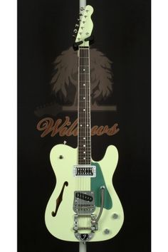 Post your Gretsch Inspired Teles - Page 3 - Telecaster Guitar Forum