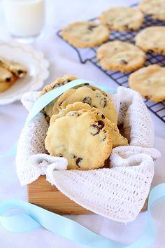 Buttery Sultana Cookies by Sugar Salt Magic
