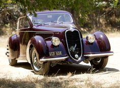 Alfa Romeo 6C 2300B Mille Miglia '1938–39