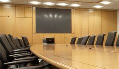 Transform your meeting room with our executive interior solutions