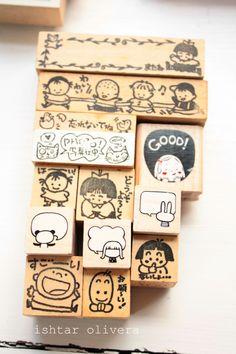 Stamps! ♥ Sellos! | Ishtar Olivera