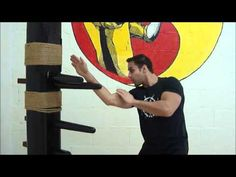 MUDJONG JEET KUNE DO - Wooden Dummy Trapping Exercises