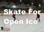Deke of the Week Week 1 Skate to Open Ice! Hockey Workouts, Hockey Drills, Hockey Shot, Hockey Training, Ice Rink, Beard Lover, Ice Ice Baby, Figure Skating, Bearded Men