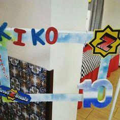 Festa invizimals do Kiko, fez 10 anos. Reserve já a sua data antes que esteja ocupada...