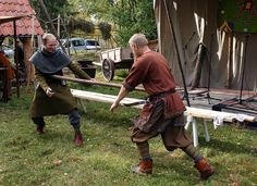 Historical Games by Steffe, via Flickr  Not sure what it is called, but I bet I would be good at this one.
