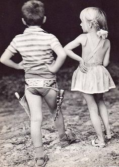 """Look, @Staci Schiller! If this isn't us as kids, I don't know what! From """"Lilibet Circus Child"""" by Astrid Lindgren. Photos by Anna Riwkin-Brick. Macmillan, 1966."""
