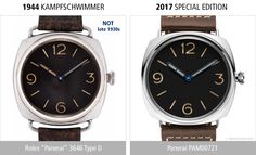 As a dedicated Panerai researcher, I only have one objective with publishing this story and that is to separate the fact from the fiction, but also bust a false myth that has been perpetuated for t…