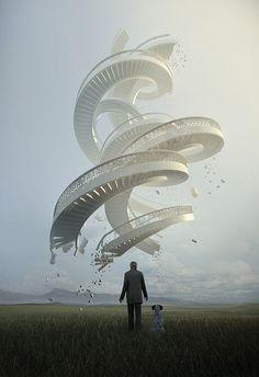 3D Scene by Jie Ma