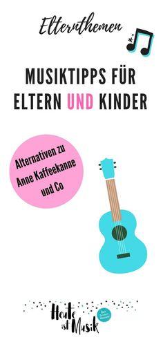 Keine Lust mehr auf Kindermusik? Hier kommen ein paar Songs, die garantiert Eltern UND Kindern gefallen. Es muss ja nicht immer nur Anne Kaffeekanne sein! #music #musikfürkinder #songs #playlist #lebenmitkindern #playlistfürkinder
