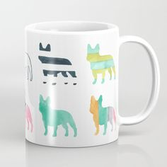 French Bulldogs Coffee Mug