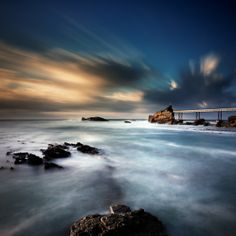 Xavier Rey Photographies - Le temps d'une pose II | 64 - Biarritz (Pays Basque), France 2010