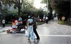Heads Up - A Shanghai Street That Retains the Look of the 1920s and '30s - NYTimes.com