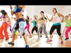 10 of the Best FREE Zumba Full-Length Video Workouts (Plus Instructional Video)   Tone and Tighten