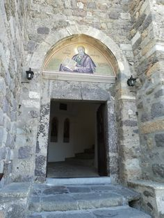 Monastery Saint John Patmos