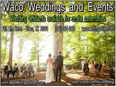 Wedding Officiants for onsite events