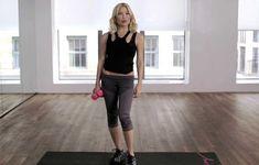 Egy világhírű edző szerint napi 5 percet kellene szánnunk magunkra, hogy magabiztosabbak és csinosabbak legyünk Tracy Anderson, Trx, Capri Pants, Health Fitness, Sporty, Nalu, Yoga, Beauty, Workouts