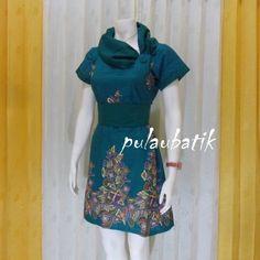 BUSANA DRESS BATIK PESTA DB169 pesan sekarang sebelum busana wanita cantik dalam model dress batik pendek ini menjadi milik orang lain. hanya ada di toko butik online http://pulaubatik.com/category/dress-batik/