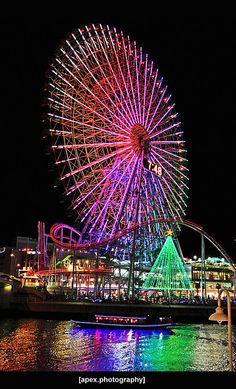 Christmas Yokohama Japan