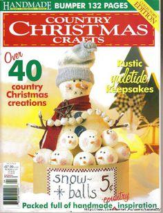 Handmade Country Christmas