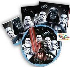 Star Wars Classic Party Pack for 8 $15 Plus Delivery