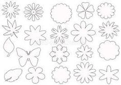 Flower templates this site has all types of flower