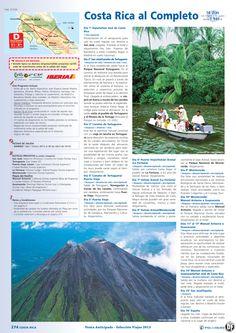 COSTA RICA al Completo, dto. desde 8%: +90 días, sal. 20/06 al 31/12 (16d/14n) desde 1.940€ - http://zocotours.com/costa-rica-al-completo-dto-desde-8-90-dias-sal-2006-al-3112-16d14n-desde-1-940e/