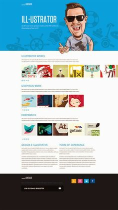 25 Free PSD Website Templates (newly released)