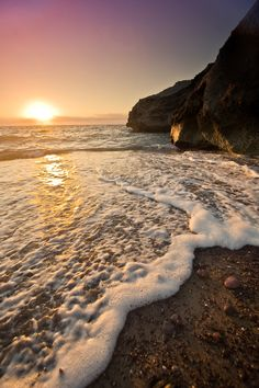 Puesta en Cabo de Gata, Sunset