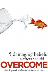 5 Lies Writers Believe That Are Holding Them Back - by K.M. Weiland...