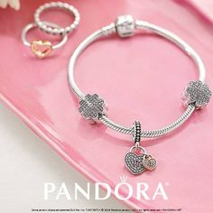 f57ff467f Today is the official debut of the Pandora Valentine's Day 2016 Collection!  Typically it's a