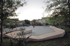 no_made architettura — Piazza Sandro Pertini