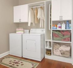 37 Best Cheap IKEA Cabinets Laundry Room Storage Ideas