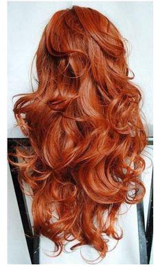 Bakır kızılı diğer adı soğan kabuğu saç rengi