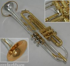 Vintage King Super 20 Symphony Silversonic Trumpet...would get, but (1) It's $2,100.000 and I'm broke as a joke, and (2) IT'S ALREADY SOLD OUT. ;~;