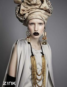 Style Gourmand: Inspiration: Africa