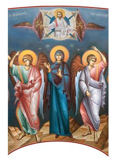 Mihail Alivizakis – icoana Raphael Angel, Archangel Raphael, Byzantine Icons, Byzantine Art, Mary Magdalene And Jesus, Church Icon, Albrecht Durer, Orthodox Icons, Angel Art