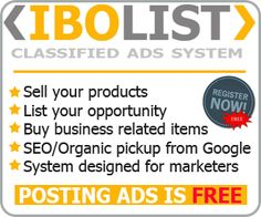 Post Ads for Free - Join for Free - Perfect for your Small Business