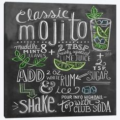 Summer Chalkboard Art, Chalkboard Signs, Chalkboards, Chalkboard Table, Bar Deco, Lily And Val, Cocktail Drinks, Mixed Drinks, Yummy Drinks